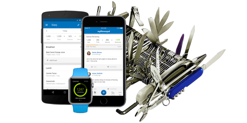 01 – Usability and User Experience of MyFitnessPal App